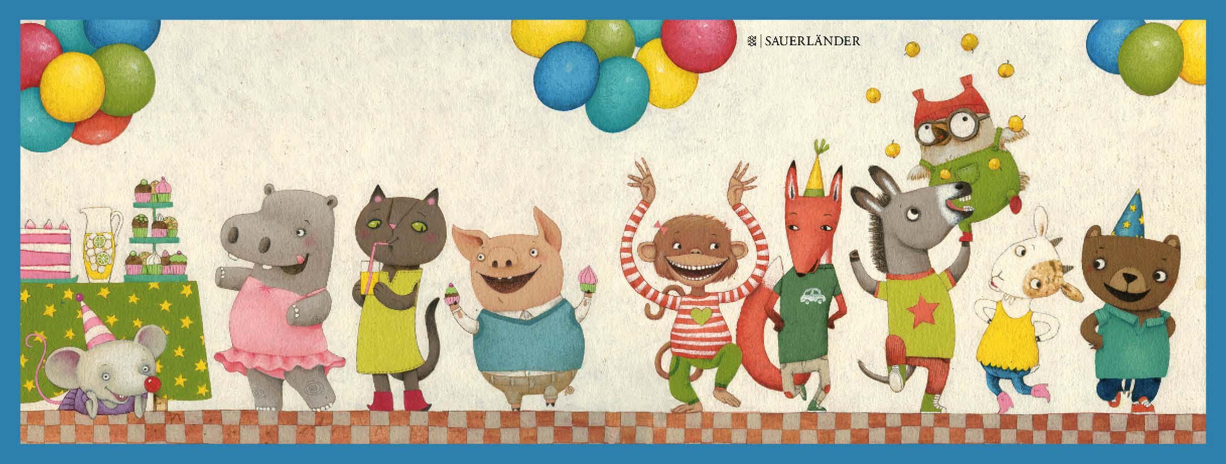 Kinderkonzerte Flyer aussen