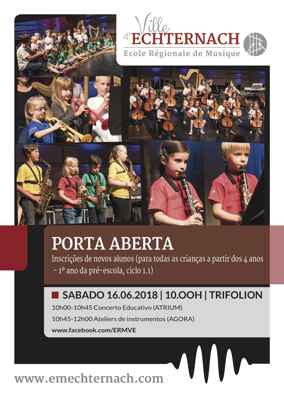 Porta Aberta 2018