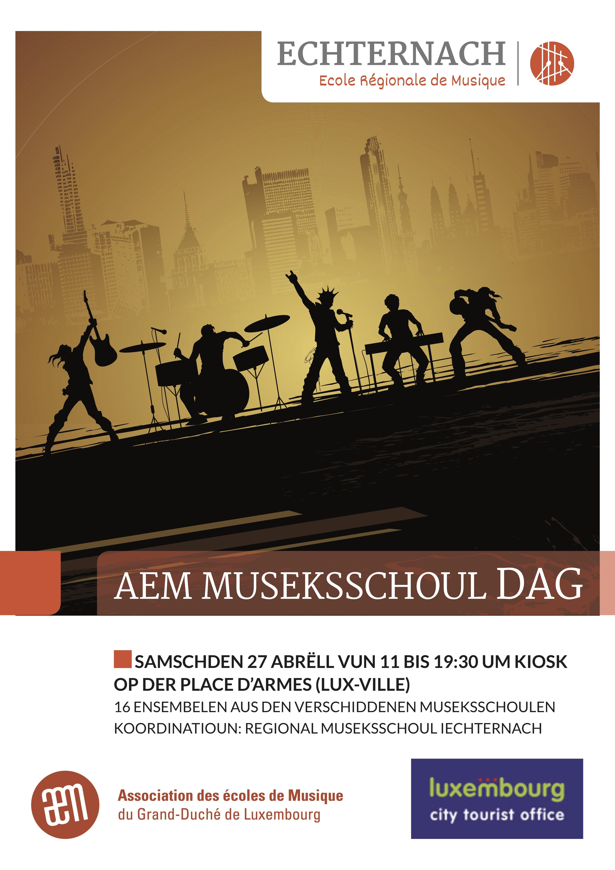 AEM MUSEKSSCHOUL DAG