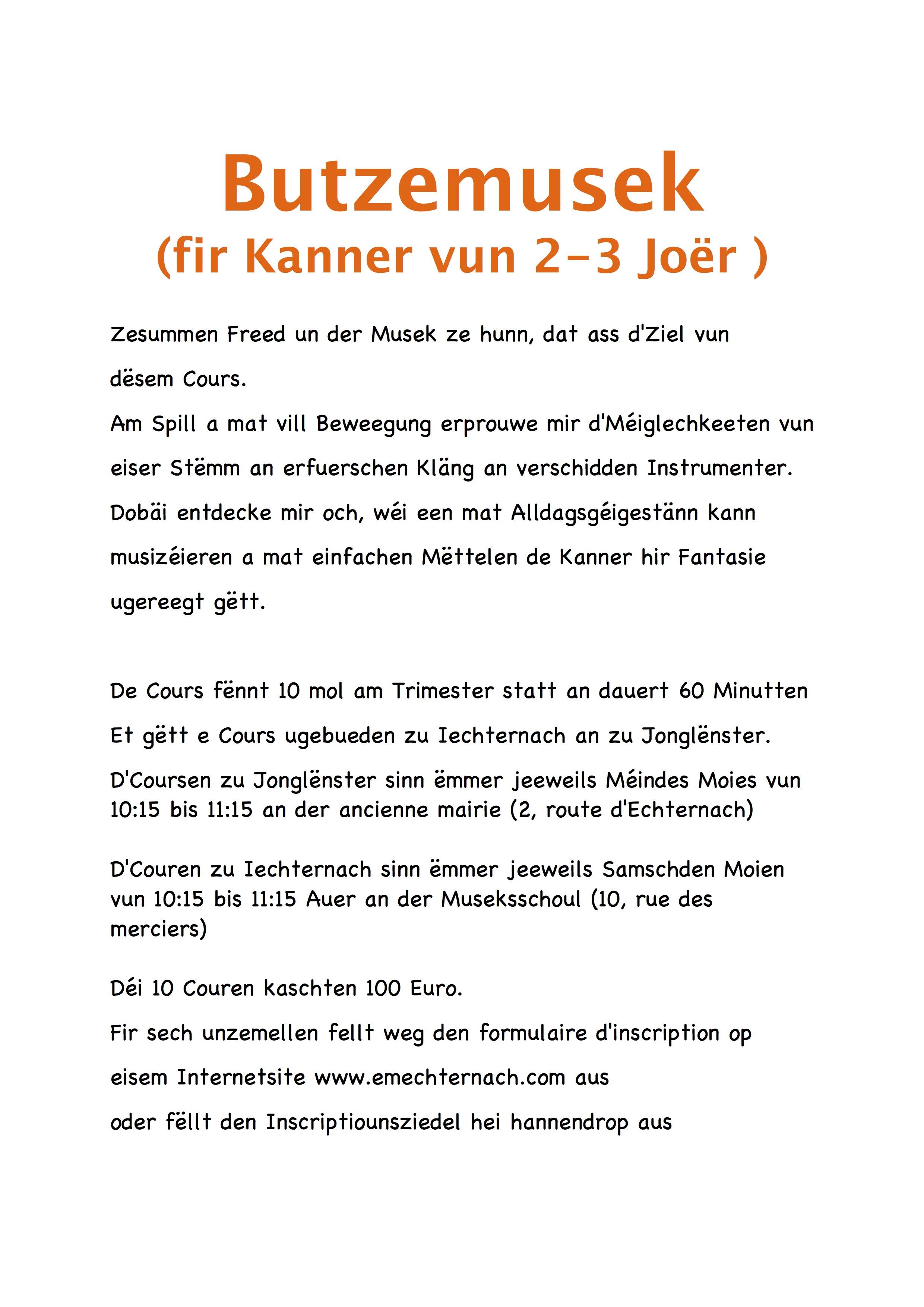 Butzemusek an Krabbelmusek Flyer copy 3